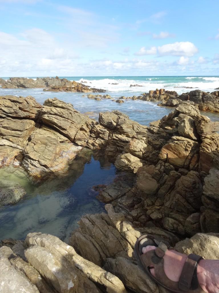 Cape Agulhas, Zuid-Afrika