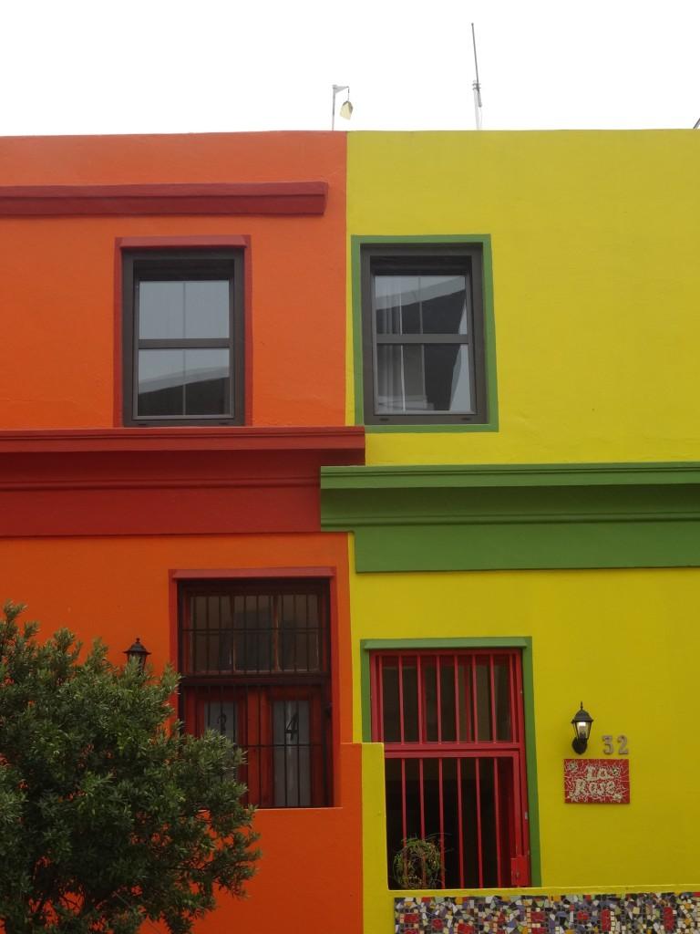 Bo Kaap, Kaapstad, Zuid-Afrika