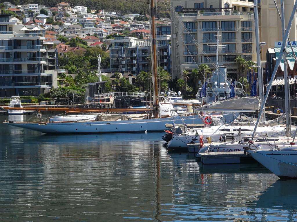 Waterfront, Kaapstad, Zuid-Afrika