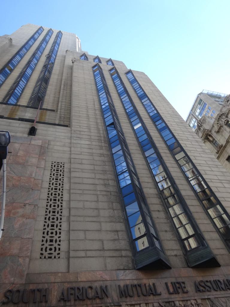 Art Deco, Kaapstad, Zuid-Afrika