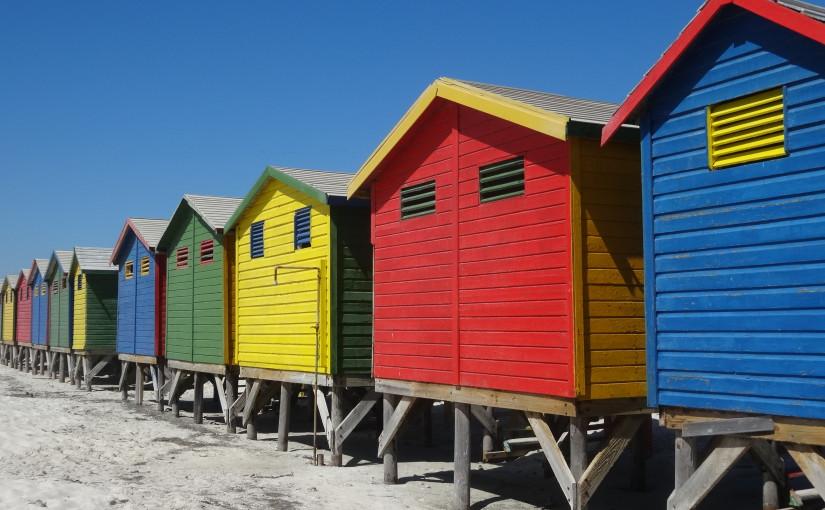 Muizenberg, Zuid Afrika