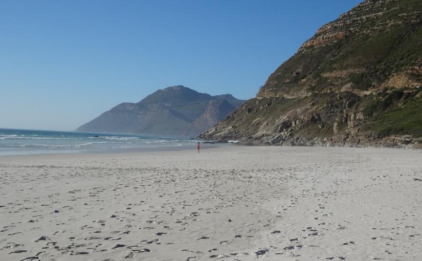 Strand Noordhoek, Zuid Afrika