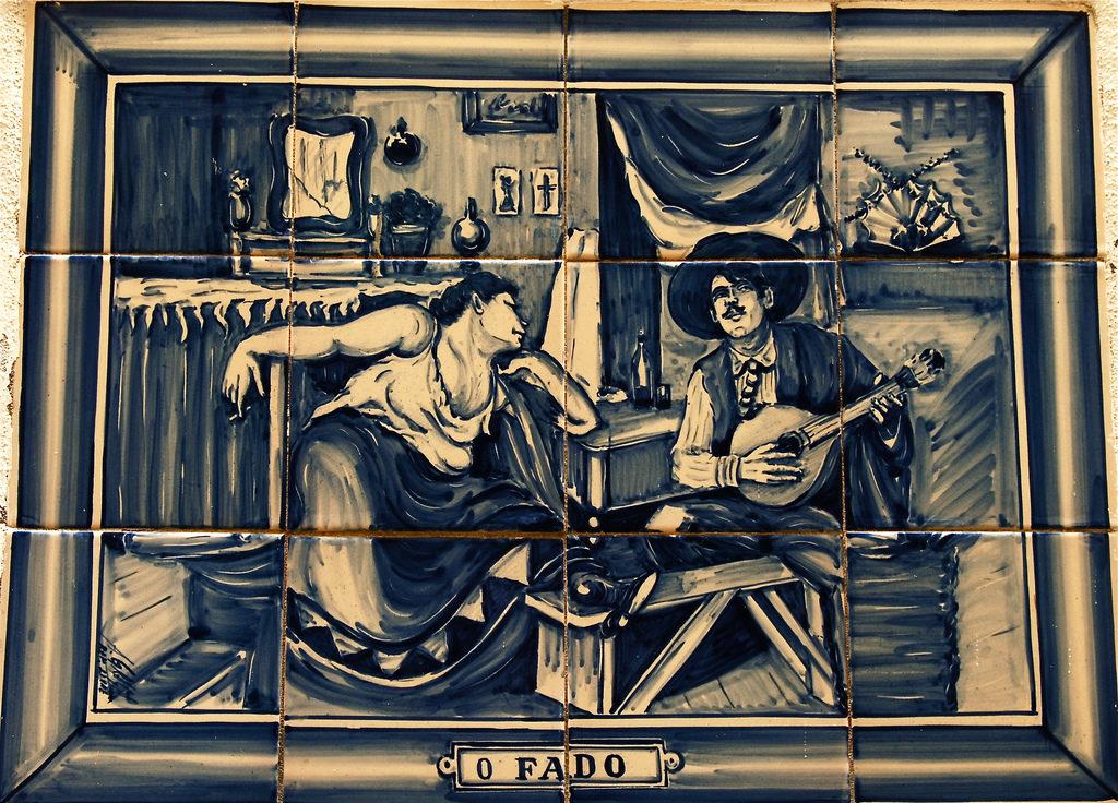 fado in Porto, Portugal