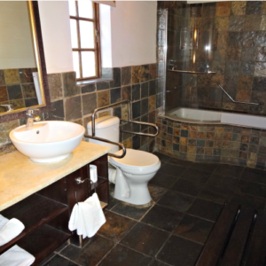 badkamer Garden Route Game Lodge