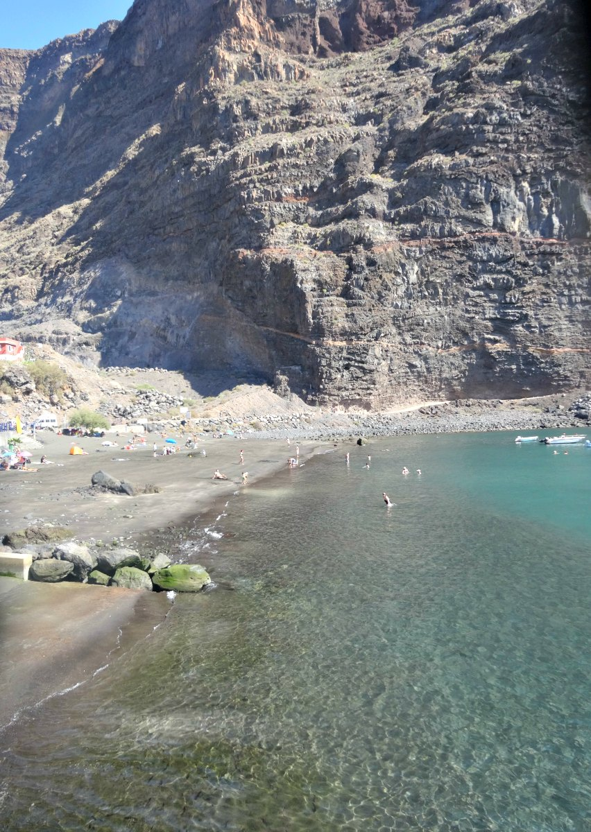 strand Valle Gran Rey