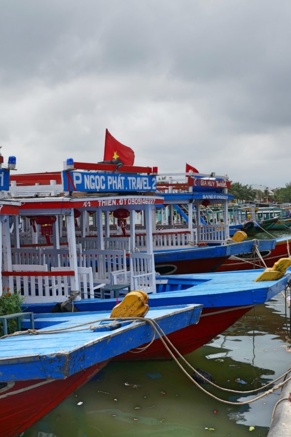 rondvaartboten Hoi An